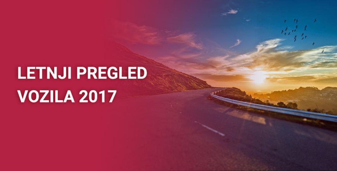 Letnji pregled vozila 2017