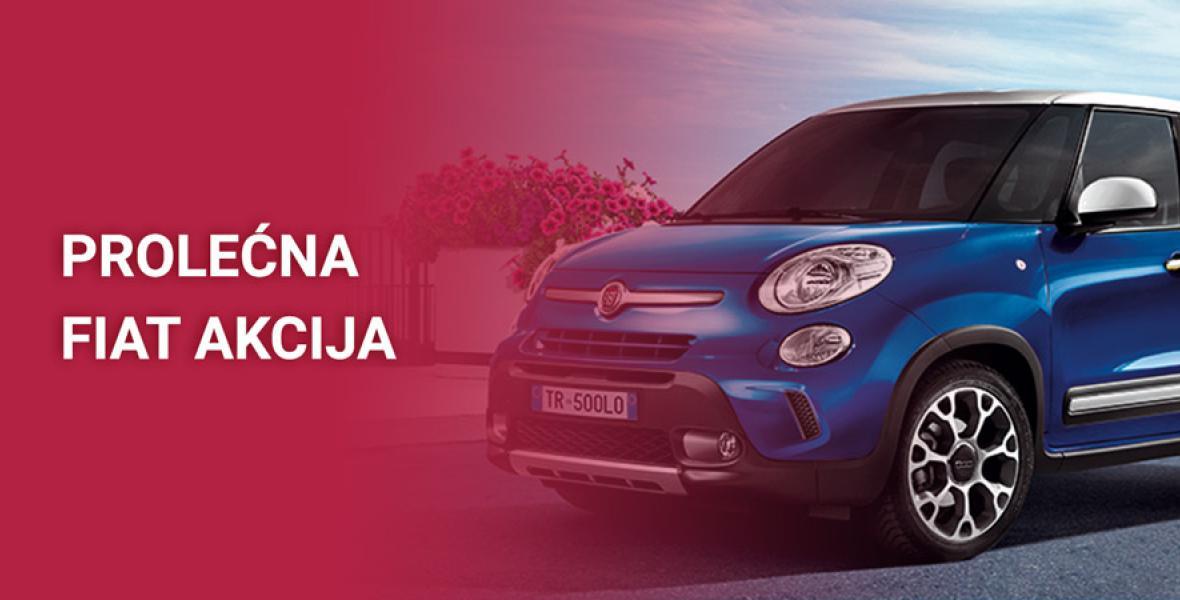 Prolećna Fiat akcija