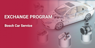 Bosch Car Service Exchange program auto delovi