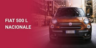 Fiat 500 L Nacionale