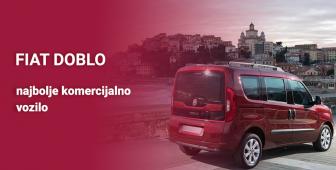 Fiat Doblo najbolje komercijalno vozilo