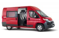 Fiat Ducato transport robe